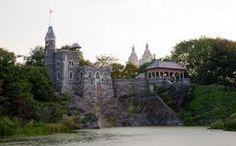 belvedere castle - My fav spot at Central Park.