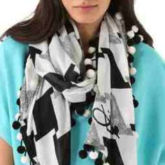 DVF - the New Rochelle scarf
