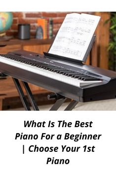 Imagine you have registered for piano lessons or are planning to get into piano lessons to fulfill your long lost desires. Best Piano, I Choose You, Piano Lessons, Lost, Good Things, How To Plan, I Chose You, Piano Classes, Piano Teaching
