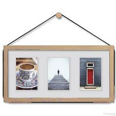 Fotolijst Corda 3 Naturel | Bekijk hier het grootste Umbra aanbod - De Tafel Van 10 (online) woonwinkel