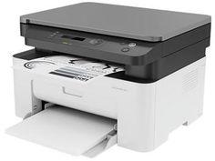 Impressora Multifuncional HP Laser 135A - Preto e Branco USB - Magazine Lojamagalu1000
