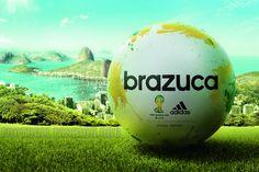 World Cup 2014 Brazil Ball HD Wallpaper