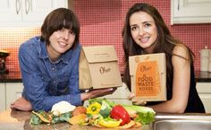 Obeo Food Waste Box - Liz and Kate #FemaleFounders #Startup Food Waste, Restaurant, Box, Diner Restaurant, Restaurants, Boxes, Supper Club