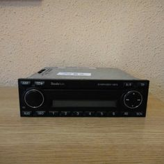 Radio MP3 Player Original Skoda Octavia Superb