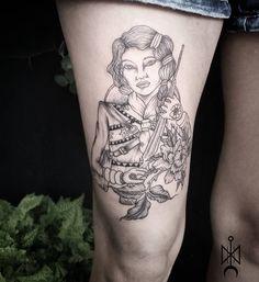 #dkjordao #darkjordao #mariabonita #tattoo #blackworkbrasil #dotwork #pontilhismo #blackworkers #tattooinspiration #cangaço #nordeste #tattoo #tatuagem #solarstudio #cuiaba #cuiabatattoo #blackworktattoo #blackwork #ink #flower #woman