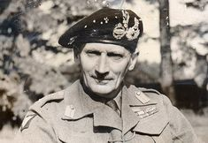 General Sir Bernard Montgomery had been a celebrity since his victory at El Alamein in November 1942, but he was also intensely controversial