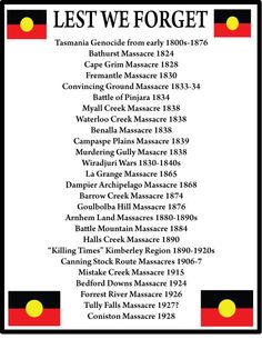 In 1838 white settlers murdered 28 Aboriginal men, women and children near Myall Creek Station. The massacre is a harrowing reminder of Australia's colonial violence and one of the rare cases where killers were tried and hanged. Aboriginal Education, Indigenous Education, Aboriginal Culture, Aboriginal People, Aboriginal Art, Indigenous Art, Racism In Australia, Australia Day, Australian Aboriginal History