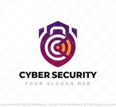 The Cyber Security logo can be used by businesses providing virtual security, Telecom industries, data science and analysis. #LogoDesign #Logodesigner #logomaker #businessgrowth #startups #branding #Inspirational