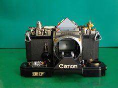 Old Cameras, Vintage Cameras, Asian Celebrities, Canon Ef, Korean Dramas, Film Camera, Product Design, Photos, Products