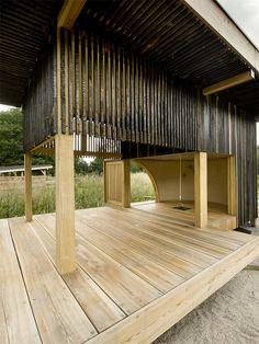 Casa de Chá Negra, Cortesia de A1Architects