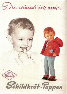 1957 Schildkröt - Puppen   by diepuppenstubensammlerin