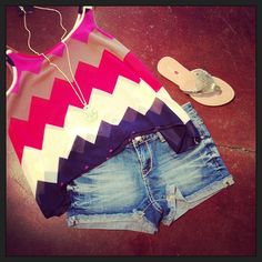 Perfect casual summer outfit!