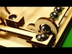 KIT Marble Machine - How to Build - part6 - YouTube
