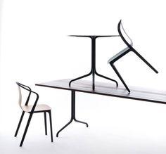 Collection Belleville par Ronan et Erwan Bouroullec