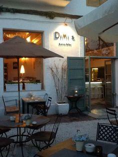 restaurant Dimi's Ibiza