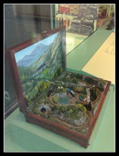 Model Train Set in a Suitcase                                                                                                                                                                                 More
