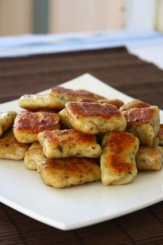 (Italy) Homemade Potato Garlic Gnocchi