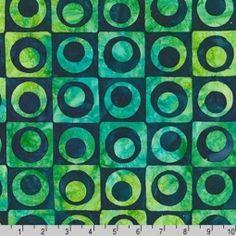 """Artisan Batik Fabrics, Geos 4 Collection by Lunn Studios: Tropical"" Batik Prints, Artisan, Quilts, Studios, Fabrics, Tropical, Collection, Tejidos, Quilt Sets"