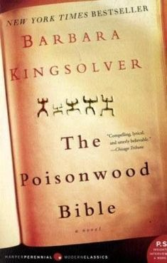 The Poisonwood Bible by Barbara Kingsolver. I read this once a year. That's how good it is!