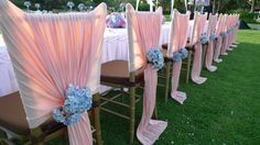 Reception chairs
