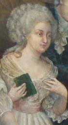 Claudine Picardet (Baronne Guyton de Morveau) (1735-1820), French scientist and scientific translator