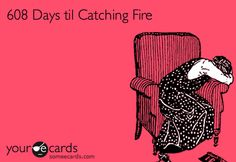 Catching Fire is barely less than 2 years away. What is going to occupy us until then?