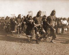 American Indians : Jemez Pueblo Ceremonial Dance.