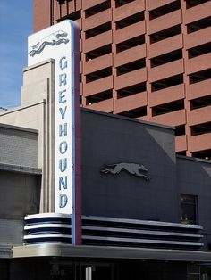 Greyhound Bus Station HQ in Dallas TX