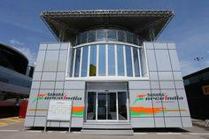 Load in for the 2014 Perelli Formula One Grand Prix @ the Circuit de Barcelona-Catalunya Spain #F1