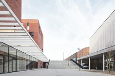 a2o architecten, Stijn Bollaert · HAST, A new social & science education campus for Hasselt