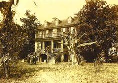 Wedge Plantation - McClellanville, Charleston and Georgetown Counties, South Carolina SC Abandoned Plantations, Abandoned Mansions, Abandoned Houses, Abandoned Places, Old Houses, Old Southern Plantations, Southern Mansions, Charleston Plantations, Southern Homes