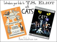 TS Eliot and Cats share cute things at www.sharecute.com