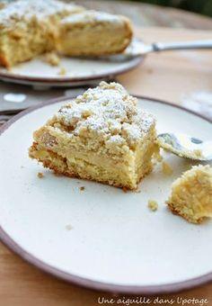 Le Killimandjaro ou gâteau aux pommes
