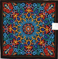 The Tentmakers of Cairo As soon as I heard the Tentmakers of Cairo would be at the AQS show in Grand Rapids I knew I had t.  sc 1 st  Pinterest & Quilting Blog - Cactus Needle Quilts Fabric and More: The ...