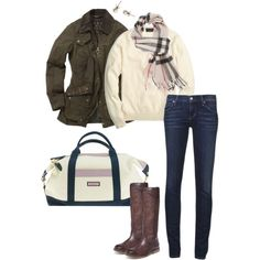 """Anatomy of a New England Prepster"" by gracesays on Polyvore"