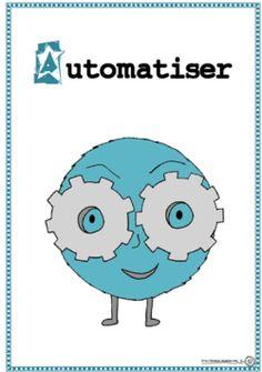 A comme automatiser, stratégie, lecture, automatiste, ce1, ce2, dixmois