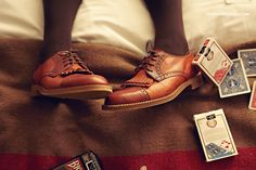 I must, must, must have these gorgeous oxfords. Where are you beautiful oxfords?