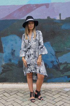 RISING SMOKE TUNIC by Raga LA | Mable Lane Clothing