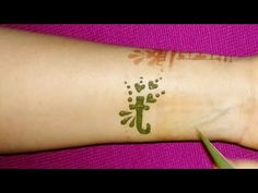 Two Beautiful T letter mehndi tattoo designs Mehndi Tattoo, Henna Tattoo Designs, Henna Mehndi, Mehndi Designs For Kids, Alphabet Tattoo Designs, Henna Drawings, Beginner Henna Designs, Fingers Design, Tattoo Quotes