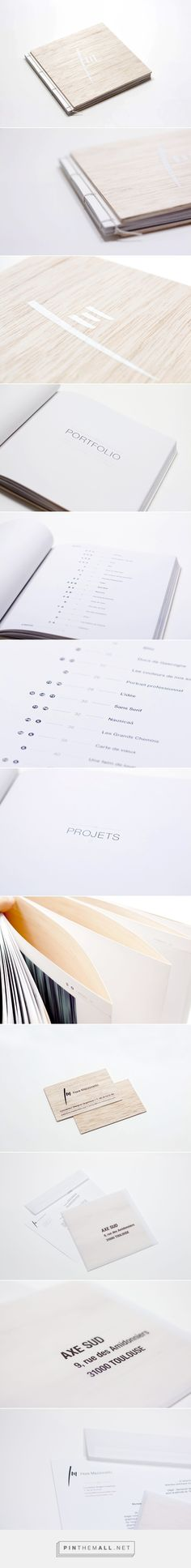 Self promotion portfolio by Flore Mazzonetto