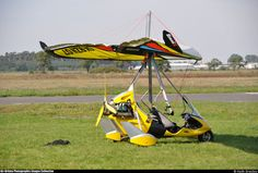 AirCreation Tanarg #aircraft #aviation #microlight #ultralight #flexwing #piston #uk