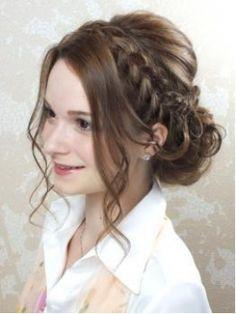 ショールーム SHOW ROOM 結婚式にオススメのヘアスタイル