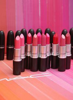10 Playfully Pink MAC Summer Lipsticks
