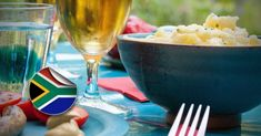 Beste Aardappelsalade Recepten: The Side Dish Star of South African Braai - South Africa - General South African Braai, Best Potato Salad Recipe, Potato Varieties, How To Make Potatoes, Salad Recipes, Side Dishes, Tableware, Popular, Rock