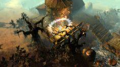 DRAKENSANG ONLINE è un browser game dalla grafica spettacolare e pionieristica, ma non solo: si distingue dai suoi simili anche per il gameplay, coinvolgente e adrenalinico sullo stile di giochi hack'n'slash come Diablo 3
