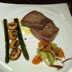 Seared Tuna - Puerta del Carmen Restaurant