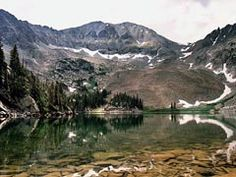 Hike Profile for Lake Agnes, Colorado State Forest