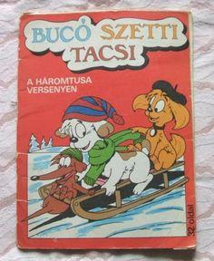 Bucó Szetti Tacsi képregény 1985