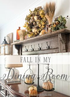 Fall In My Farmhouse