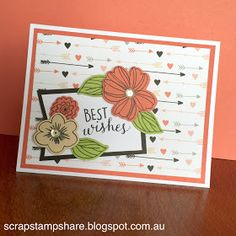 Hello and welcome aboard our Close To My Heart Charlotte AustralasianBlog Hop. If you have arrived here from  Shaunna Richards' Pa...